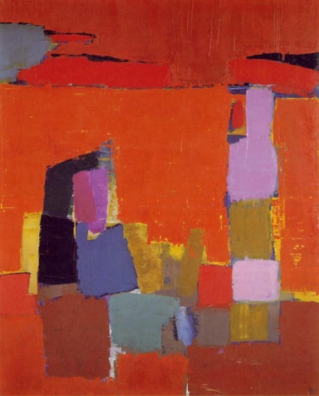 de Stael big red