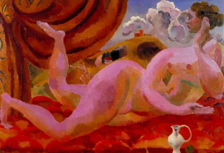 Venus and Adonis c.1919 Duncan Grant 1885-1978 Purchased 1972 http://www.tate.org.uk/art/work/T01514